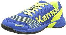 Kempa Attack Jr. royal/fluo yellow