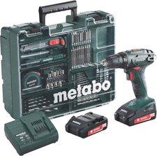 Metabo BS 18 Set Mobile Werkstatt (6.02207.88)
