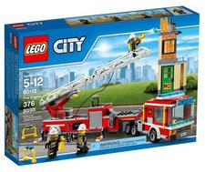 LEGO City Feuerwehrauto mit Kran (60112)
