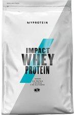 MyProtein Impact Whey Protein 2500g natürliches Schokoladenaroma