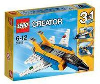 LEGO Creator Jagdflugzeug (31042)