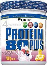 Weider Protein 80 Plus 750g Waldfrucht Joghurt