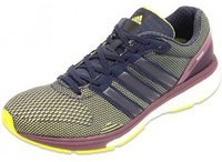 Adidas Adizero Boston Boost 5 Women solar yellow/midnight grey/ash purple