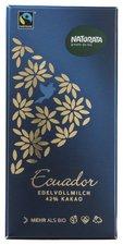 Naturata Bio Ecuador Edelvollmilch 42% (100g)