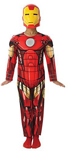 Rubies Iron Man Deluxe (887751)