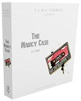 Space Cowboys T.I.M.E Stories - The Marcy Case