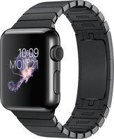 Apple Watch 38mm Gliederarmband schwarz