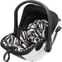 Kiddy Evo-Luna i-size Zebra
