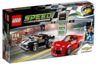 LEGO Speed Champions Chevrolet Camaro Drag Race (75874)