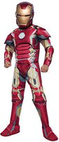 Rubies Iron Man Mark 43 Deluxe Avengers 2 Child