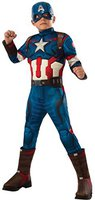 Rubies Captain America Deluxe Avengers 2 Child (3610425)