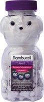 Sambucol kaubare Teddys für Kinder (60 Stk.)