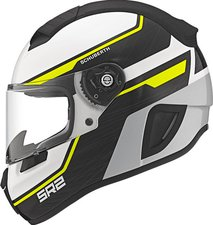 Schuberth SR2 Lightning gelb