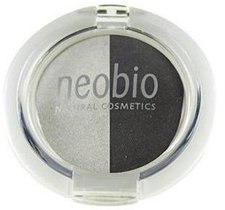 Neobio Eyeshadow Duo - 03 Smokey Night
