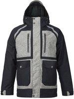 Burton Hellbrook Snowboard Jacket True Black / Railroad