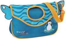 Step by Step Junior Alpbag Girls Little Penguin
