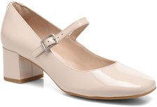 Clarks Chinaberry Pop nude pink patent