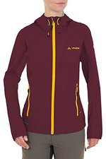 Vaude Women's Rokua Jacket Claret Red