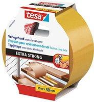 Tesa Verlegeband extra stark klebend 10m x 50mm