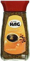 Kaffee Hag Klassisch mild Glas löslich (100 g)
