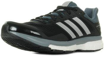 Adidas Supernova Glide 8 Men core black/silver metallic/onix