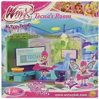 Cobi Tecna's Zimmer