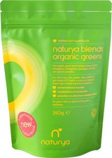 Naturya Blends Organic Greens Pulver (250 g)