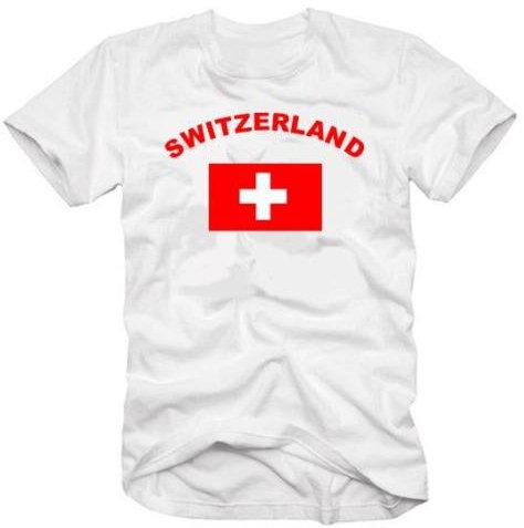Schweiz T-Shirt EM 2016