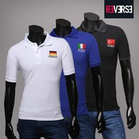 Türkei Polo Shirt EM 2016