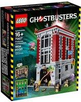 LEGO Ghostbusters Feuerwehr Hauptquartier (75827)