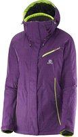 Salomon Fantasy Jacket W Cosmic Purple