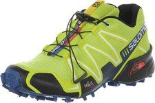Salomon Speedcross 3 gecko green/gentiane/black