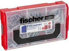 Fischer Befestigungssysteme SX FIXtainer Dübel-Box und Schrauben