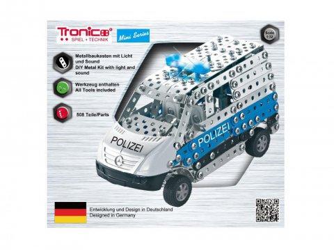 Rcee Tronico Mini Series Polizei Mercedes Benz Sprinter