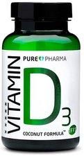 PurePharma Vitamin D3 Kapseln (120 Stk.)