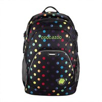 Coocazoo JobJobber2 Magic Polka Colorful