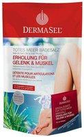 DermaSel Totes Meer Badesalz Gelenk & Muskel (400g)