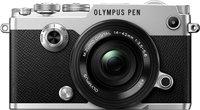 Olympus PEN-F Kit 14-42 mm EZ silber