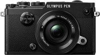 Olympus PEN-F Kit 14-42 mm EZ schwarz