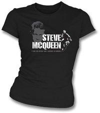 Steve McQueen T-Shirt