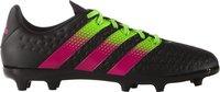 Adidas Ace 16.3 FG J core black/solar green/shock pink