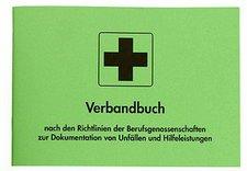 Söhngen Verbandbuch DIN A5 grün