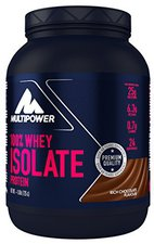 Multipower 100% Whey Isolate Protein 725g Rich Chocolate