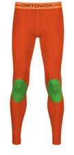 Ortovox Long Pants 185 Merino Rock'n'Wool Men crazy orange