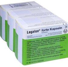 EMRA-MED Legalon forte Kapseln (180 Stk.)