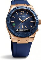 Guess Connect 41mm blau (C0002M1)