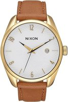 Nixon Bullet Leather gold/saddle (A473-1425)
