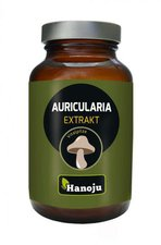 HANOJU Auricularia Pilz Extrakt 400 mg Tabletten (90 Stk.)