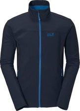 Jack Wolfskin Element Softshell JKT M Night Blue