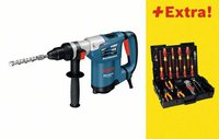 Bosch GBH 4-32 DFR Professional + 31-tlg. Wiha-Werkzeug-Set (0 615 990 H4L)